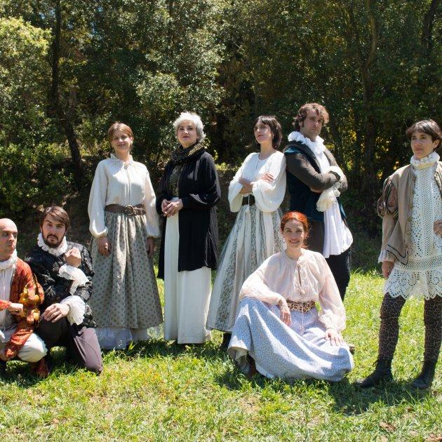 Les feres de Shakespeare/Montse Farrarons Grup Focus
