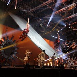 Rebel. Cirque du Soleil Andorra/ACN