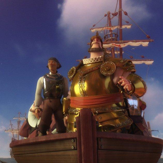 'Elcano & Magallanes' conqueridors