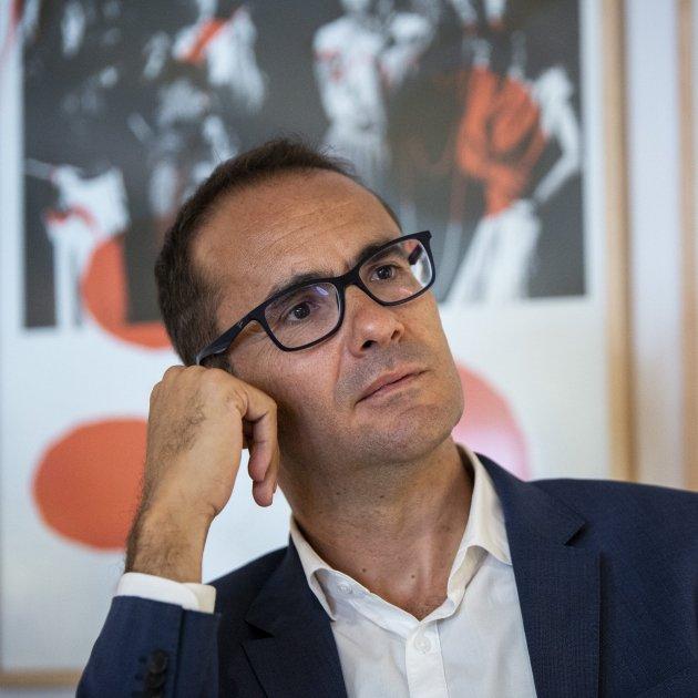 David Jimenez exdirector El Mundo - Sergi Alcàzar