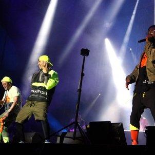 Black Eyed Peas Cruïlla/ACN