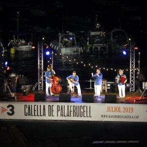 Cantada d'Haveneres. Calella de Palafrugell 2019/ACN