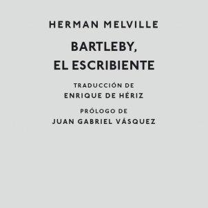 Herman Melville. 'Bartleby el escribiente'. Ed. Navona. 112 pàg.