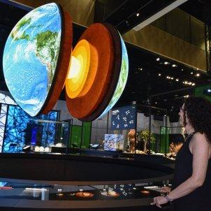 Univers projecció Terra CosmoCaixa  la Caixa