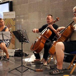 Bach al metro/ACN