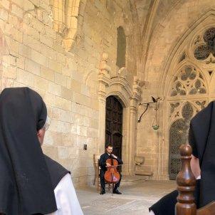 Pedra Parla a Vallbona de les Monges/ACN