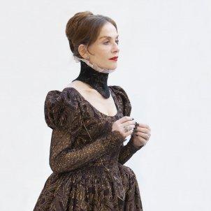 Isabelle Huppert. Mary said what she said. Teatre Lliure.