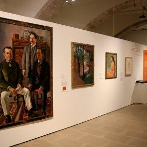 Exposició Realisme. Palau Maricel Sitges