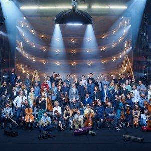 PACO AMATE. PIG STUDIO. Orquestra Simfònica del Gran Teatre del Liceu, dirigida per Josep Pons