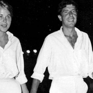 Marianne & Leonard: words of love'