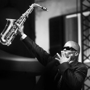 Maceo Parker Band Liri Blues 2009