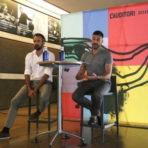 Robert Brofau i Jordi Tort Auditori ACN