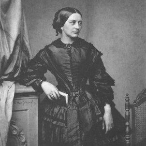 Clara Schumann/Franz Hanfstaengl