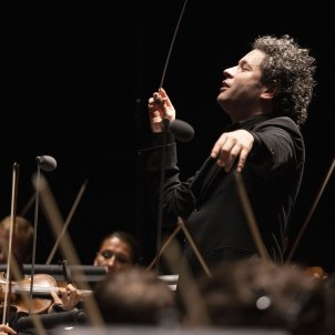 Gustavo Dudamel. Festival de Peralada. Miquel González – Shooting