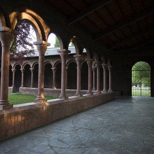 Claustre del Valira, la Seu d'Urgell. Wayra Ficapal