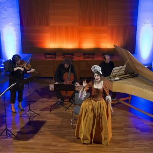 Les Abbagliati. Festival de Música dels Pirineus 2019. Wayra Ficapal