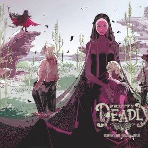 Death Deadly Image Comics