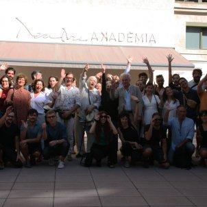 Presentació temporada Akadèmia 2019-2020/ACN