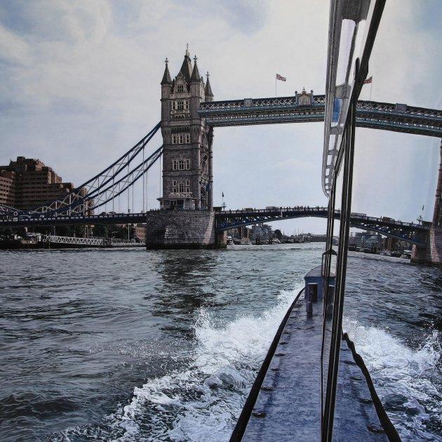 Daniel Cuervo: ciutat Londres