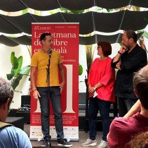 Joan Carles Girbés nou president de la Setmana del Llibre en català
