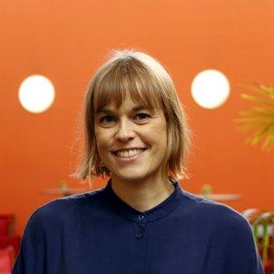 Juliane Heinemann Mercat de Música Viva de Vic. Laura Busquets/ACN