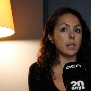 Mireia Izquierdo. Eat me: Ana. Sala Atrium/ACN