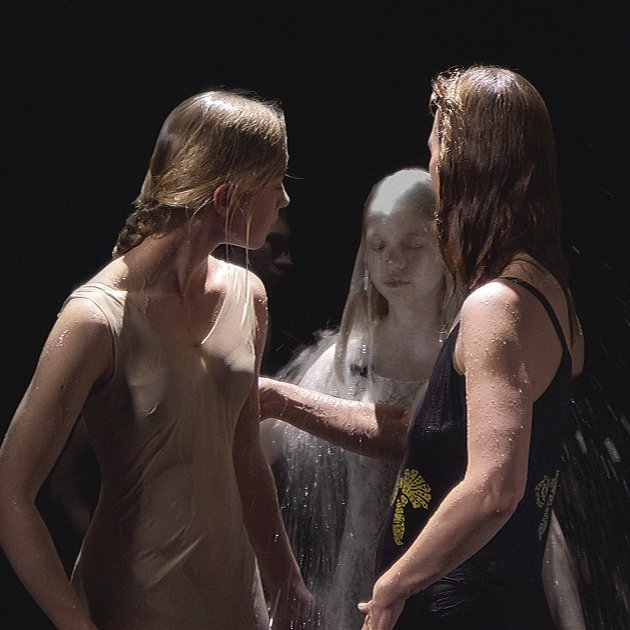 Three Women, 2008 Bill Viola la Pedrera