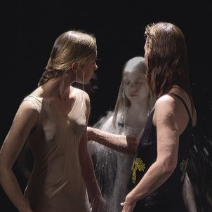 Three Women, 2008 Bill Viola la Pedrera