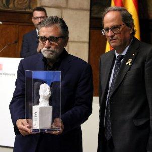 Jaume Plensa, Guardó Pau Casals/Pau Cortina/ACN