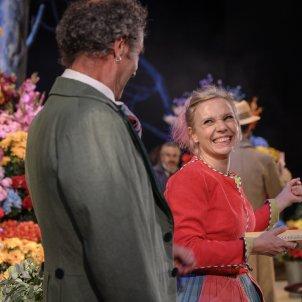 La Rambla de les floristes. TNC May Circus