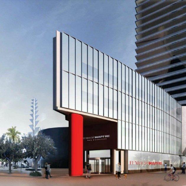 Futur centre de la Fundació Mapfre