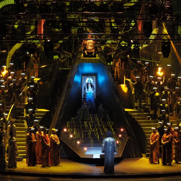 Turandot. Antoni Bofill. Gran Teatre del Liceu