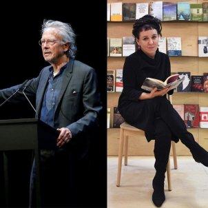Olga Tokarczuk Peter Handke Nobel Literatura 2018