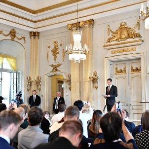 Academia Sueca Premi Nobel Literatura 2018 2019 Efe