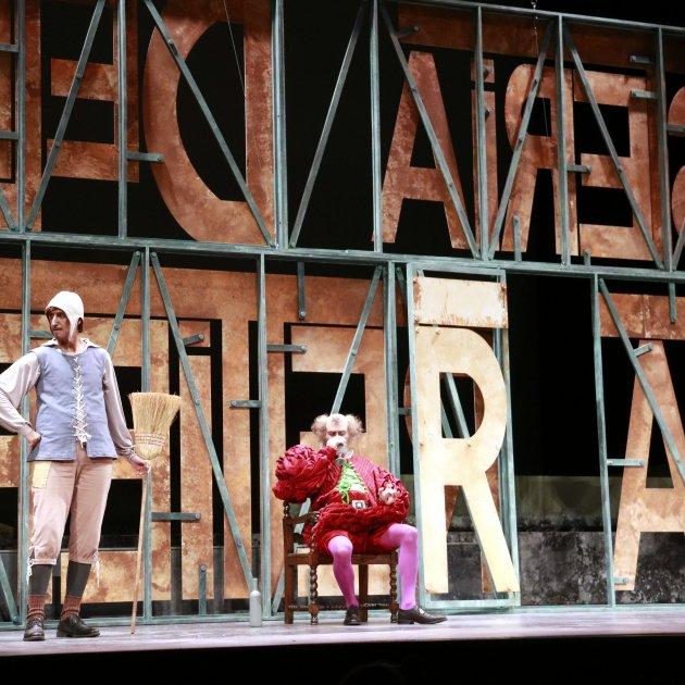 Òpera Sabadell. Falstaff 2018