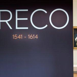 El Greco. Exposició. EFE