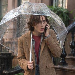 Dia de pluja a Nova York. Woody Allen. A contracorriente Films