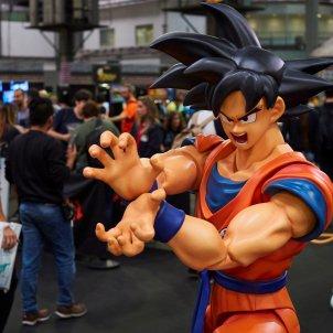 Manga Barcelona Son Goku Efe