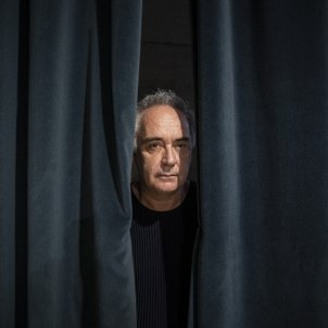 Ferran Adrià chef cuiner - Sergi Alcazar