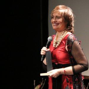 Assumpta Serna, premiada al Festival Most/ACN