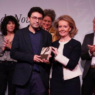Jordi Nopca premi Proa/Ed. Proa