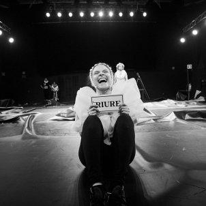 'flam' Teatre Lliure-Tristan Perez-Martin