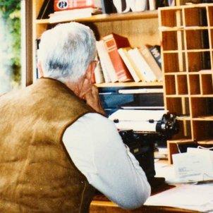 Robert Kato. Salinger al seu estudi