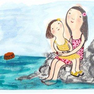 Eva Armisén. La mare i el mar