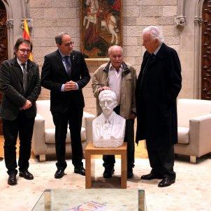 Bust Macià Fundació Vila Casas