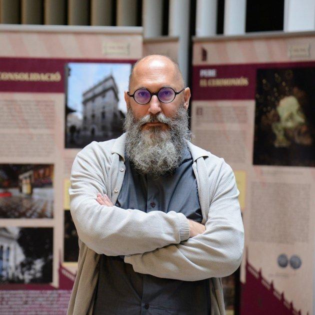 Antoni Martí Monterde/Foto PRATS i CAMPS