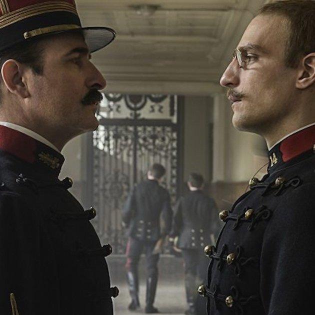 El oficial y el espia. Roman Polanksi