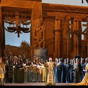 Aida, de Verdi © Antoni Bofill/Gran Teatre del Liceu