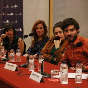 Lucia Alemany Banús Belen Funes Marques Marcet Gaudí Cinema català ACN