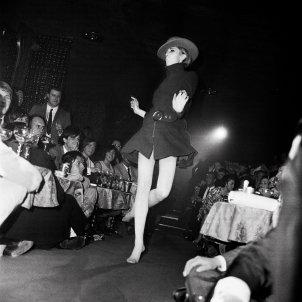 Desfilada de Mary Quant a Bocaccio © Antoni Bernad, 1967